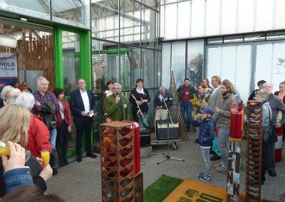 MW16 Opening - Ansprach Richard Rüger vom MENSCHWERK-Team
