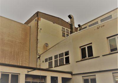 MW17 Location – ehemalige Hallen der Wailandt'schen Druckerei