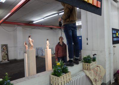 MW17 Aufbau – Kerstin Hohm