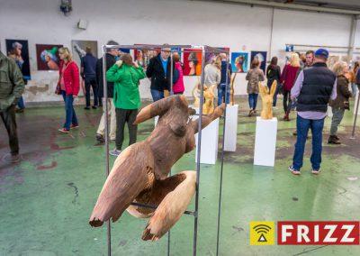 MW17 Impressionen – Kunst von Reinhold Mehling und Dimitri Vojnov – Foto: Copyright: Till Benzin