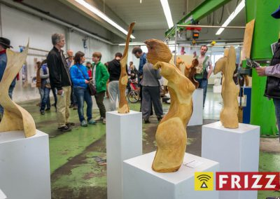 MW17 Impressionen – Kunst von Reinhold Mehling – Foto: Copyright: Till Benzin