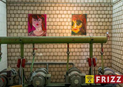 MW17 Impressionen – Kunst von Richard Rüger – Foto: Copyright: Till Benzin
