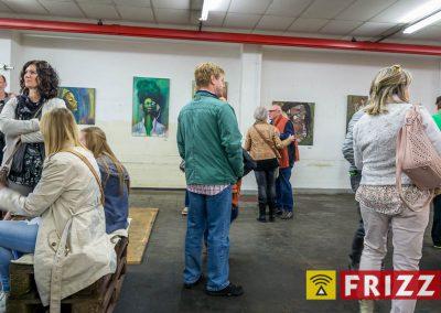 MW17 Impressionen – Kunst von Uschi Ellison – Foto: Copyright: Till Benzin