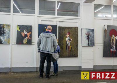 MW17 Impressionen – Kunst von Marco Berghammer – Foto: Copyright: Till Benzin