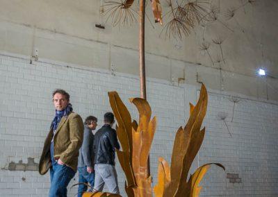MW17 Impressionen – Kunst von Tina Imgrund –Foto: Copyright: Till Benzin