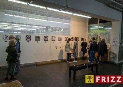 MW17 Impressionen – Kunst von Katja+Bernd Hofmann – Foto: Copyright: Till Benzin