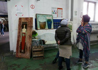 MW17 Impressionen – Kunst von Walla Kuhn