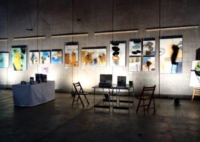 MW18 Impressionen - Kunst von Cornelia Krauledat