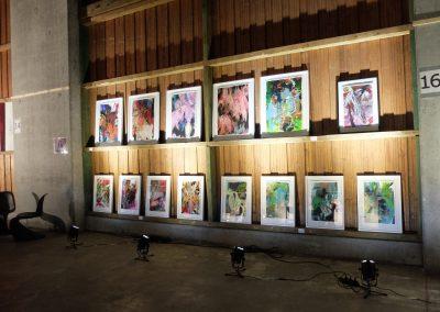 MW18 Impressionen - Kunst von Susana Infurna Buscarino
