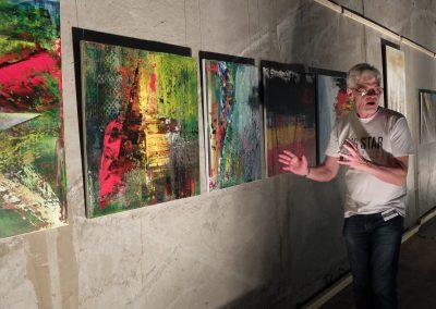 MW18 Impressionen - Kunst von Peter Desch
