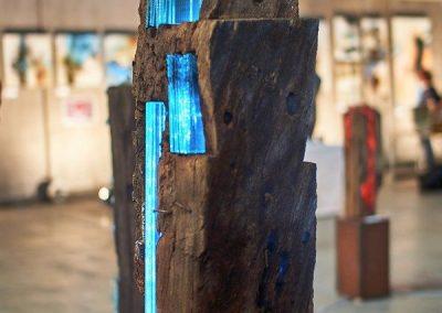 MW18 Impressionen - Kunst von Hannes Metz - Foto © FRIZZ Aschaffenburg | Thomas Minnich