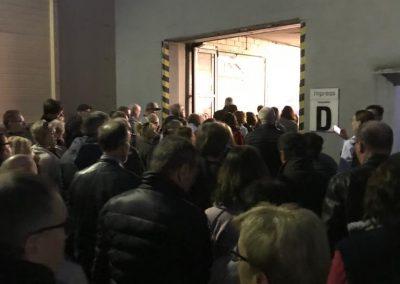 MW19 Impressionen - Eröffnung