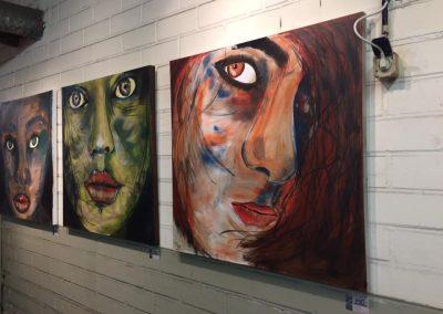 MW19 Impressionen - Kunst von Richard Rüger