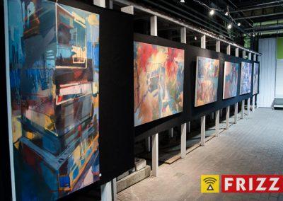 MW16 Impressionen - Kunst von Jan Zwolicki - Foto: Copyright by Alexander Staab