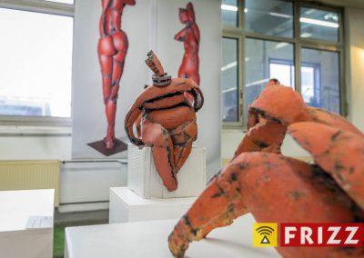 MW17 Impressionen – Kunst von Marlies Pufahl – Foto: Copyright: Till Benzin