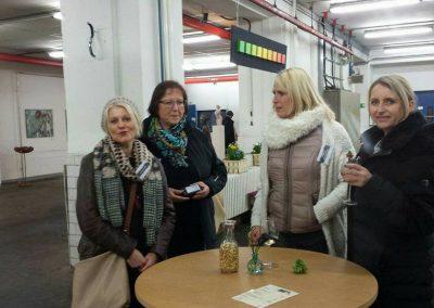 MW17 Impressionen – Uschi Ellison, Brigitte Heck, Gundula Fleckenstein und Sylvia Kester