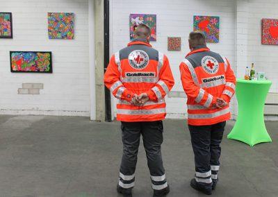 MW17 Impressionen - Kunst von Thomas Gensheimer
