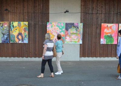 MW18 Impressionen - Kunst von Imke Stolle d'Silva
