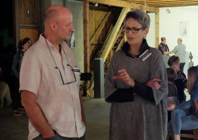 MW18 Impressionen - Hannes Metz und Christa Steinmetz