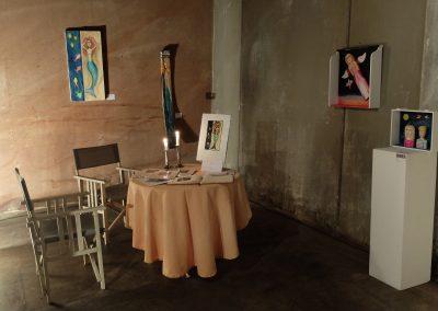 MW18 Impressionen - Kunst von Barbara Brenneis