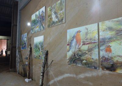 MW18 Impressionen - Kunst von Frieda Wionzek