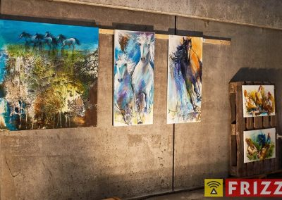 MW18 Impressionen - Kunst von Petra Strätz - Foto © FRIZZ Aschaffenburg | Thomas Minnich