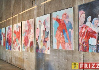 MW18 Impressionen - Kunst von Petra Schott - Foto © FRIZZ Aschaffenburg | Thomas Minnich