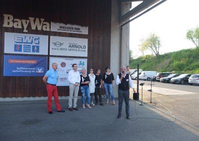 MW18 Opening