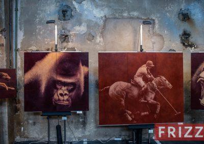 MW19 Impressionen - Foto © FRIZZ Aschaffenburg | André Eich - Kunst von Konstantin Rupp