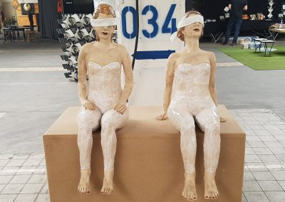 MW19 Impressionen - Kunst von Christiane Weber
