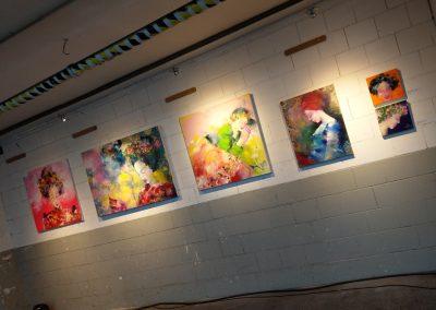 MW19 Impressionen - Kunst von Antonia Nork