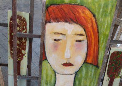 MW19 Impressionen - Kunst von Walla Kuhn