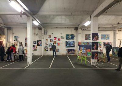 MW19 Impressionen - Kunst von Henrike Gomber und Sabine Gieshoff